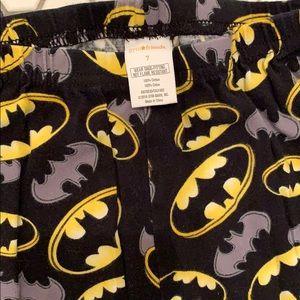 Gymboree Pajamas - GYMBOREE Cotton Pajamas Batman Spider-Man Pants 7
